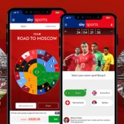 Sky Sports Road To Moscow